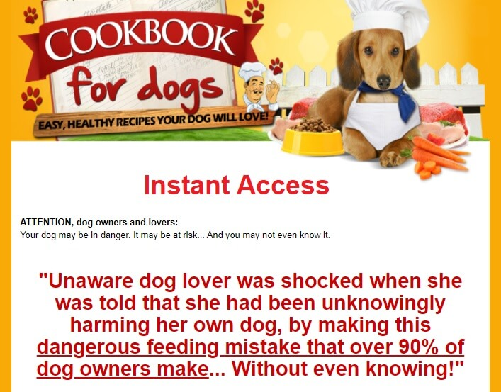 Best Cookbook for dogs